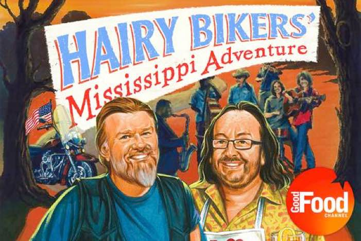 The Hairy Bikers' Mississippi Adventure